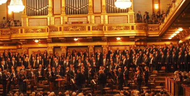 15.6.2014 Vídeň Barenboim Koncert