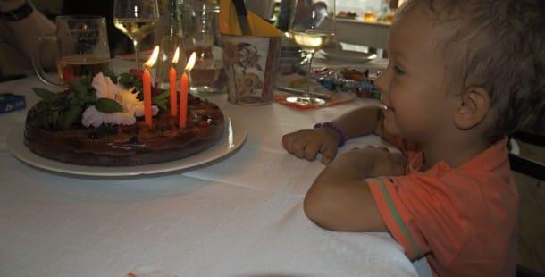Šimůnkovy třetí narozeniny