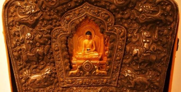 Tibetské buddhistické umění ve Wortnerově domě 2014